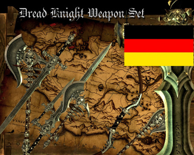 Dread Knight Weapon Set Deutsch 0.99