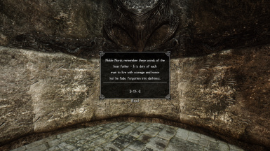 Dragon Wall Wisdom - Readable Dragon Walls