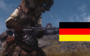 Dwarven rifle 2nd Generation Deutsch 2.2.2