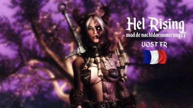 Hel Rising - Quest and Custom Voice Follower - VOST FR