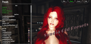 Syndia Old Presets