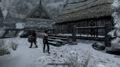 NPCs in Dawnstar