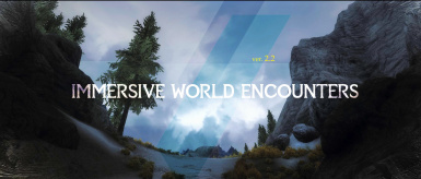 Immersive World Encounters