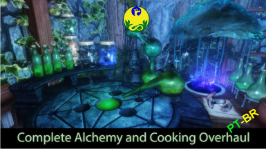 Complete Alchemy and Cooking Overhaul Pt-Br