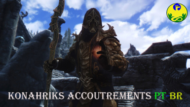 Konahriks Accoutrements - Dragon Priest Armory Pt-Br