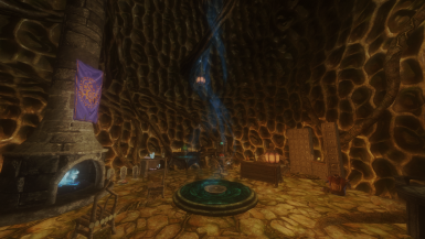 Tel Mithryn Guesthouse - Telvanni Mage Player Home