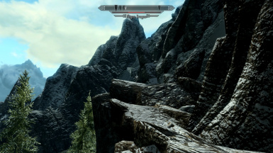 cliffside bleak falls
