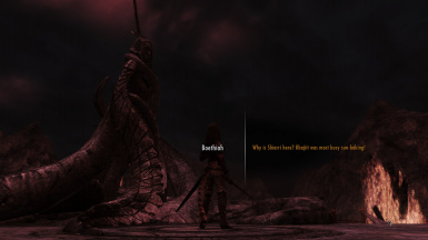 Artifacts of Boethiah - busy doing nothing