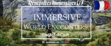 Immersive World Encounters - Version francaise