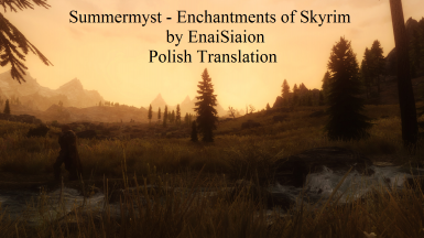 Summermyst - Enchantments of Skyrim (Polish Translation)