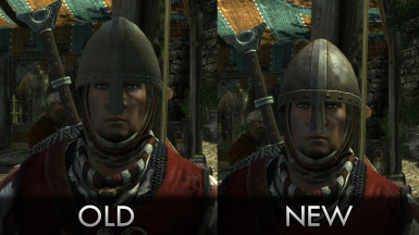 Changed Guard Helmet