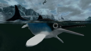 Ichthyosaurs- Mihail Monsters and Animals (mihail immersive