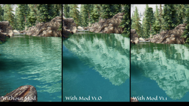 Smooth Water Texture