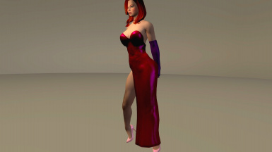 Jessica Rabbit Clothing CBBE HDT