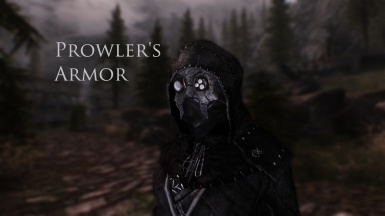 Prowler's Armor - Dishonored Inspired Mashup