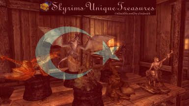 Skyrims Unique Treasures-Turkish Translation