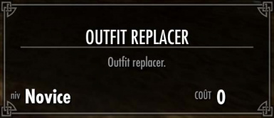 Outfit replacer script
