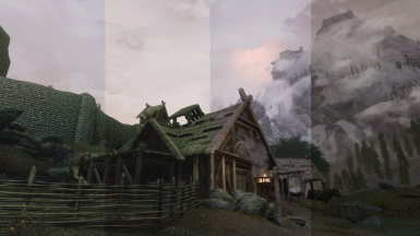 enb filters and luts