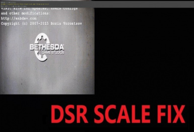 Full screen DSR resolution scaling fix