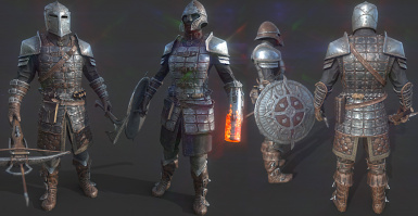 Frankly HD Dawnguard Armor and Weapons