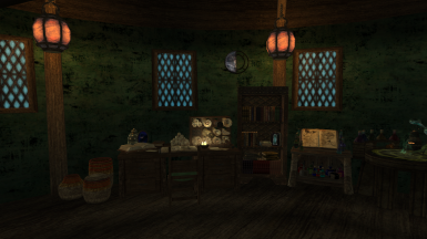 Forest Cottage at Skyrim Nexus - mods and community