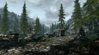 Just another Riverwood Mod - Nature of Skyrim - Flora Fauna Lights and Particles