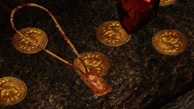 Valaai Family Heirloom - A Dunmer Amulet Mod