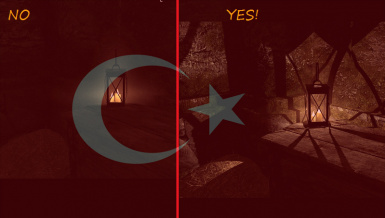 Relighting Skyrim-Turkish Translation