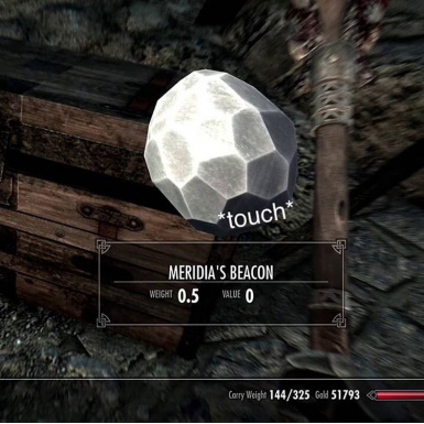 Meridia's Beacon LOUD Audio