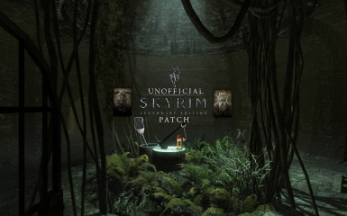 Unofficial Skyrim Legendary Edition Patch - Russian