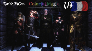 Colorful Magic - version francaise