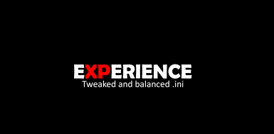 Tweaked .ini for Experience