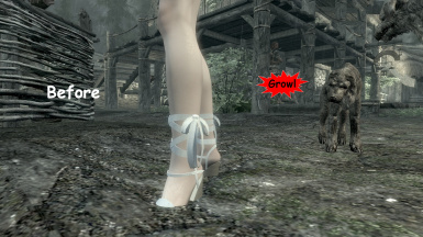 NIOveride boots heels footwear fix tutorial