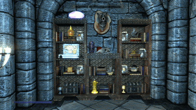 Little Redeeming -  Arch-Mage's Quarters