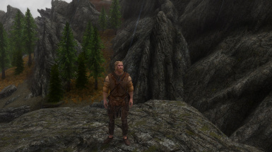 Rugged Leather Armor and Clothes