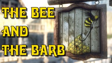 The Bee And The Barb