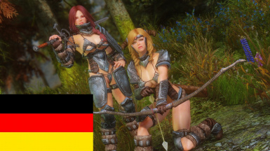 Steel Bikini Armor  Deutsch 2.4