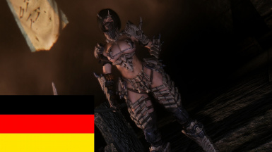 Dragon Bone Bikini Armor Deutsch 0.94
