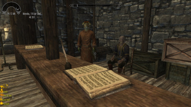 Windhelm Exports Dock - 6 New Merchants