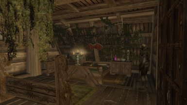 Shizen Mansion - Whiterun Player home