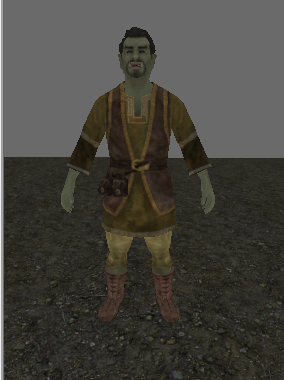 Urgag the Friendly Orc.