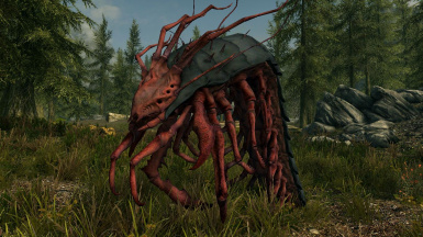 Giant Centipedes- Mihail Monsters and Animals (mihail immersive add-ons- witcher insect)