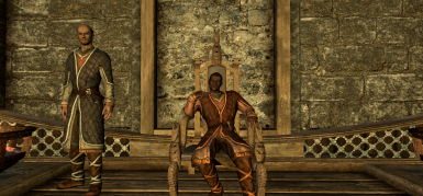 Jarl Nazeem of Whiterun