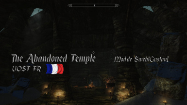 The Abandoned Temple - version francaise