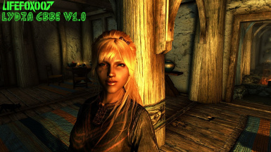 Lydia Sexy Replacer CBBE v1.0
