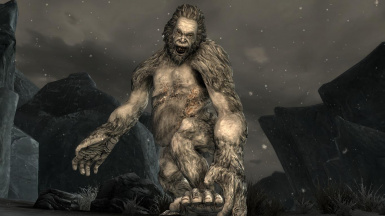 Yetis and Sasquatchs- Mihail Monsters and Animals (mihail immersive add-ons- far cry- bigfoot cryptid)