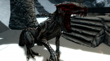 Blood Drakes- Mihail Monsters and Animals (mihail immersive add-ons- dragon- far cry)