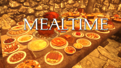 Mealtime - a Food and Recipe Mod