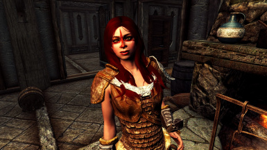 Aela Replacer Sexy Aela the huntress