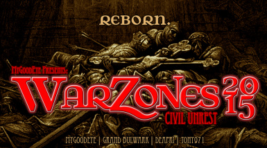 WARZONES 2015 - Civil Unrest